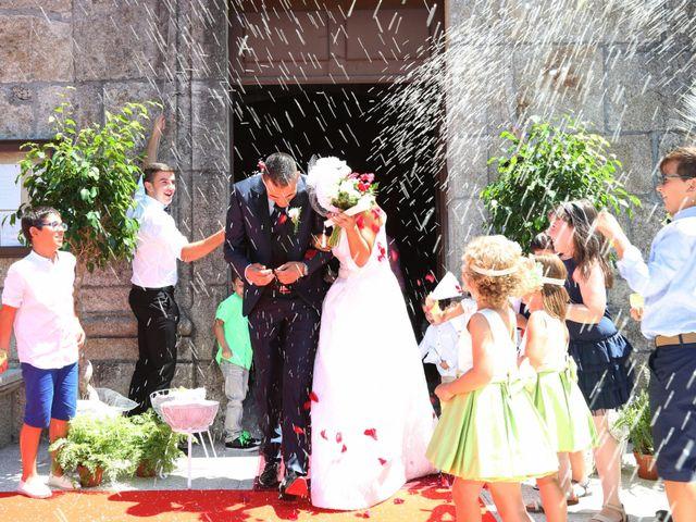 La boda de Santi y Patry en Tomiño, Pontevedra 5