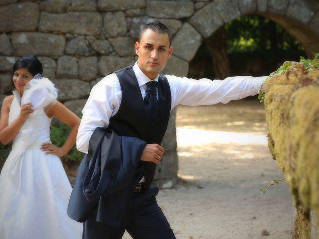 La boda de Santi y Patry en Tomiño, Pontevedra 9