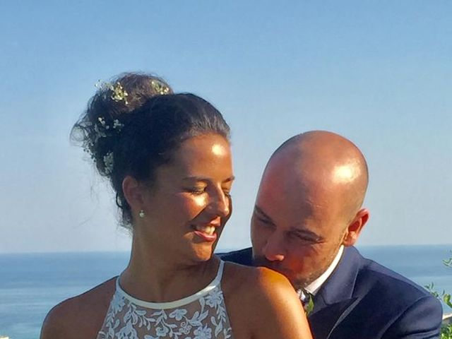 La boda de Cristina y Angel  en Sant Vicenç De Montalt, Barcelona 3