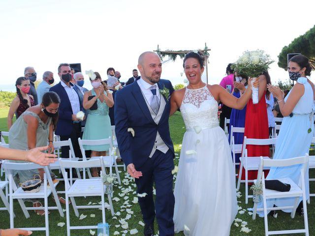 La boda de Angel  y Cristina