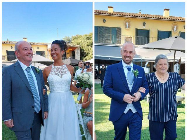 La boda de Cristina y Angel  en Sant Vicenç De Montalt, Barcelona 7