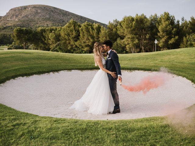 La boda de Macia y Joana en Alcudia, Islas Baleares 52