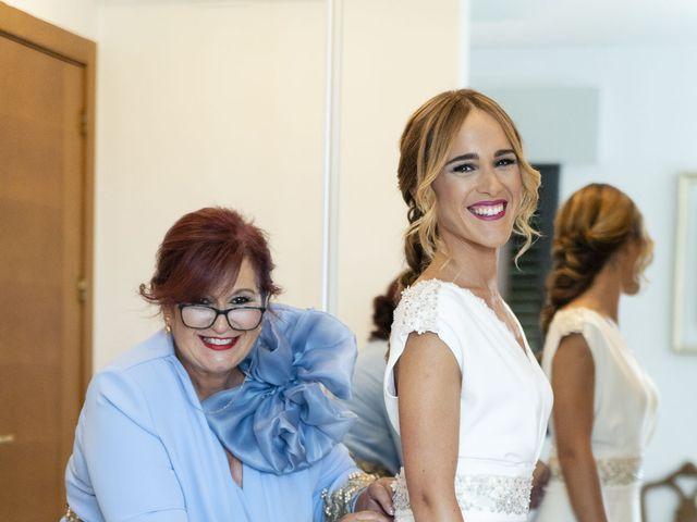 La boda de Edu y Lola en Córdoba, Córdoba 14