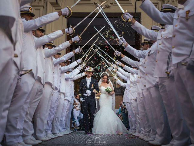 La boda de Adrian y Lorena en Cádiz, Cádiz 10