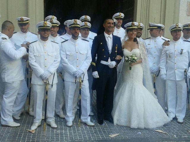 La boda de Adrian y Lorena en Cádiz, Cádiz 11