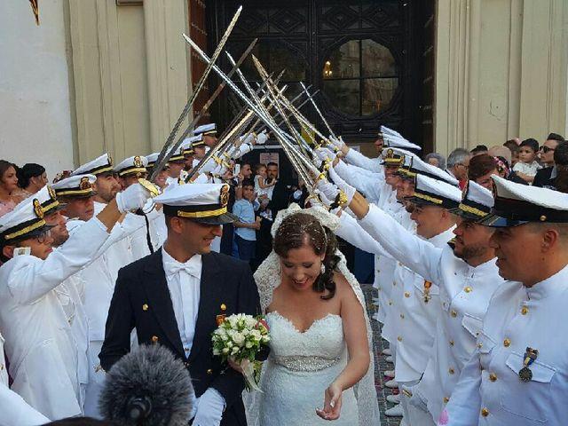 La boda de Adrian y Lorena en Cádiz, Cádiz 23