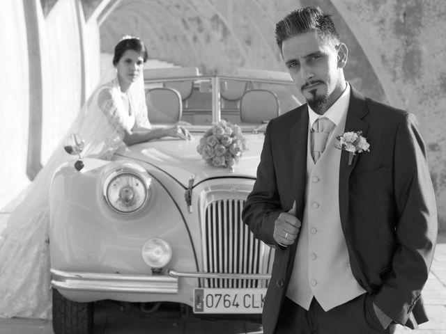 La boda de Juanma y Tania en Antequera, Málaga 6