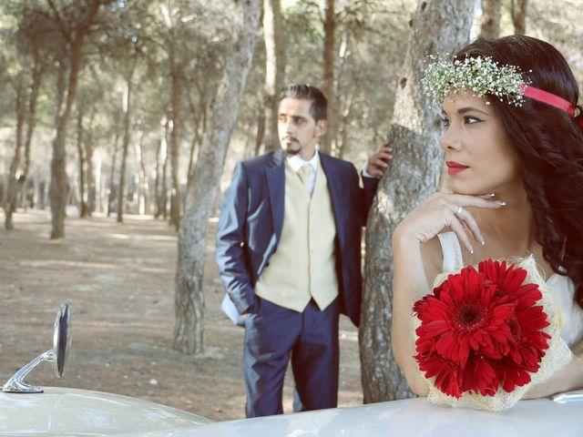 La boda de Juanma y Tania en Antequera, Málaga 9