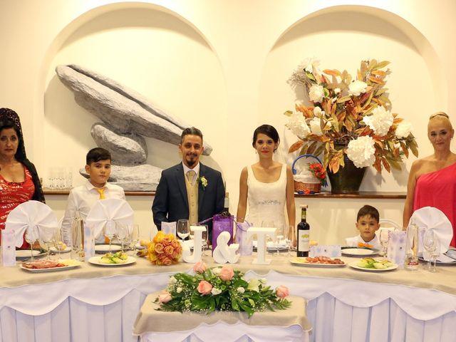 La boda de Juanma y Tania en Antequera, Málaga 28