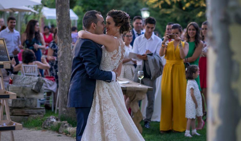 La boda de Ana y Jonathan en Medina Del Campo, Valladolid