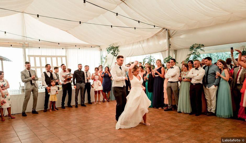 La boda de Ayose y Beatriz en La Orotava, Santa Cruz de Tenerife