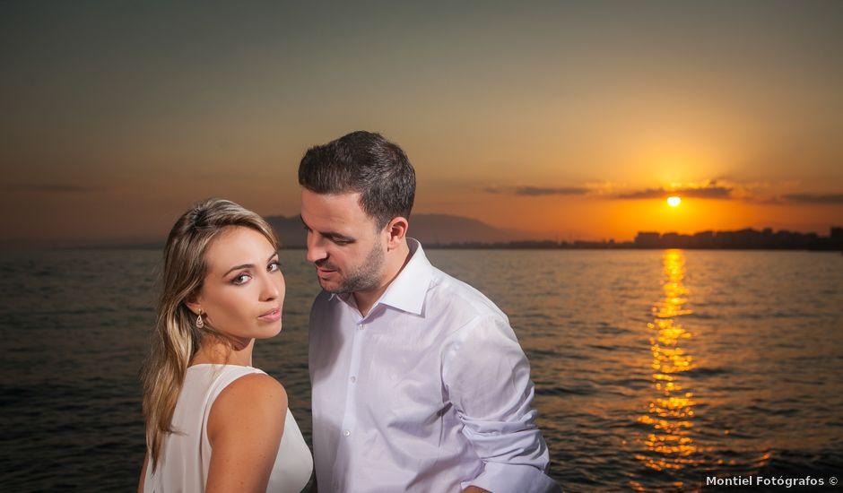 La boda de Daniel y Noelia en Málaga, Málaga