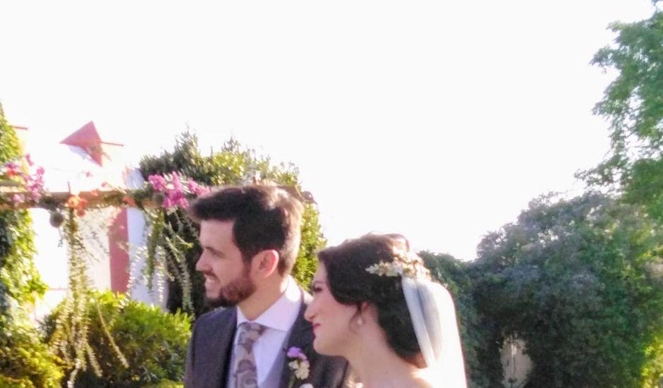 La boda de Abner y Cecilia en Sevilla, Sevilla