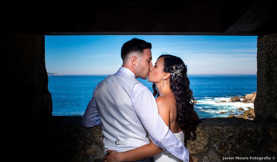La boda de Simón y Begoña en Vedra, A Coruña