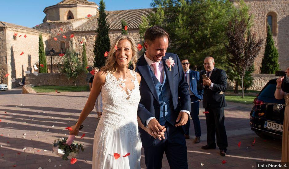 La boda de Pepe y Joanna en Belmonte, Cuenca