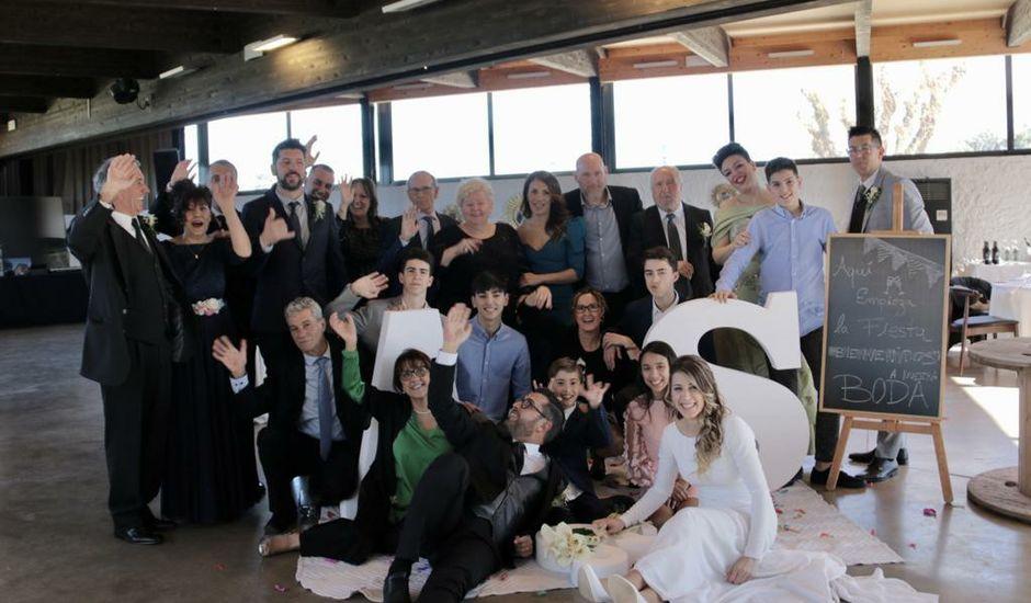La boda de Albert y Susana en L' Escala, Girona