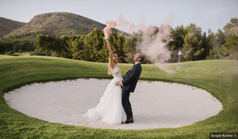 La boda de Macia y Joana en Alcudia, Islas Baleares