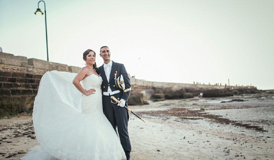 La boda de Adrian y Lorena en Cádiz, Cádiz