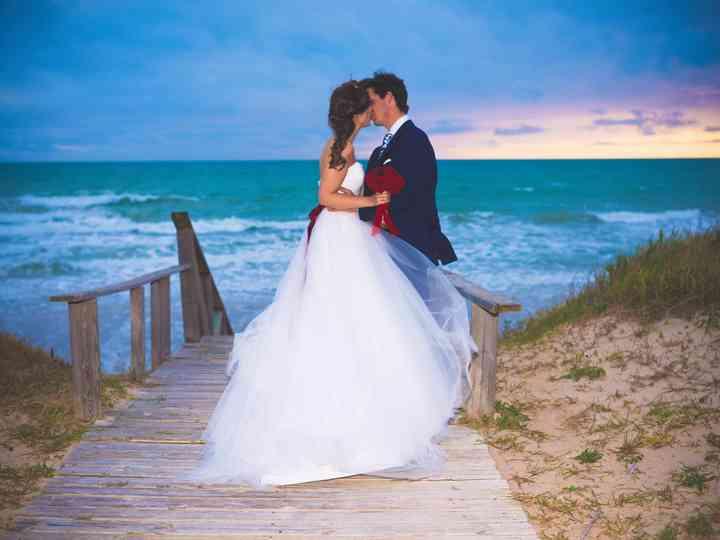 La boda de Aída y Jesús
