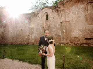 La boda de Marta y Yannig