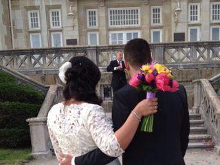 La boda de Doriana  y Fernando   3