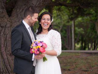 La boda de Doriana  y Fernando