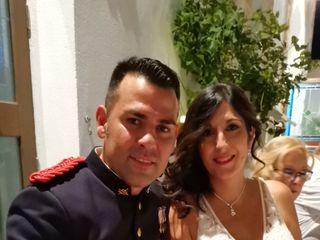 La boda de Rocío  y José