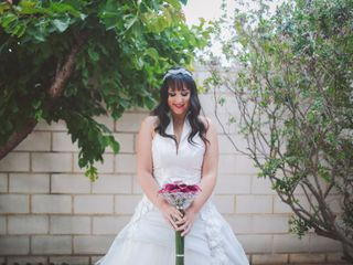 La boda de Lorena y Iván 1