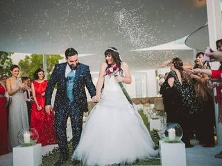 La boda de Lorena y Iván 3