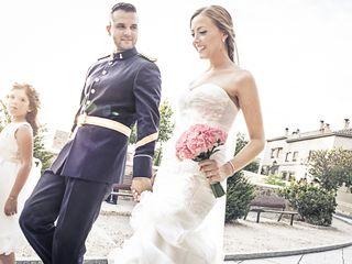 La boda de Nicolás y Anna
