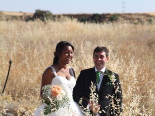 La boda de Glennys y Fernando 2