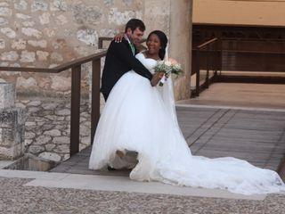 La boda de Glennys y Fernando