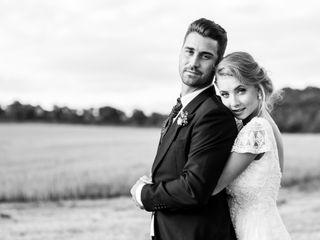La boda de Viktorija y Álvaro