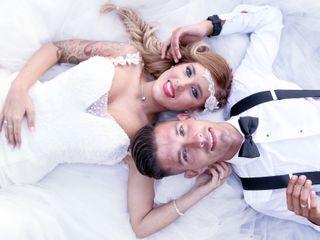 La boda de Natalia y Antonio