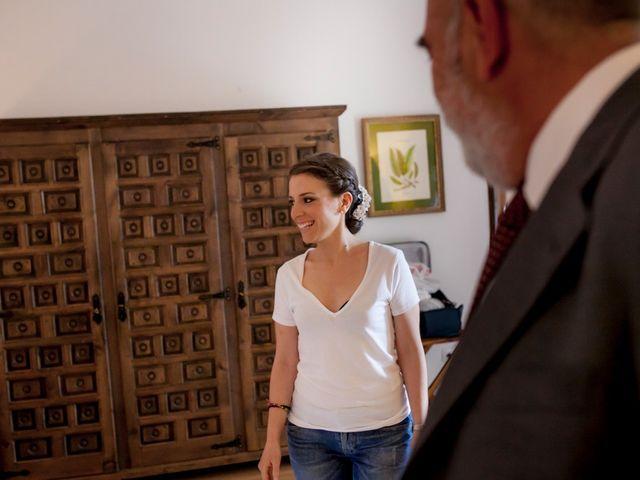 La boda de Yannig y Marta en Nuevalos, Zaragoza 21