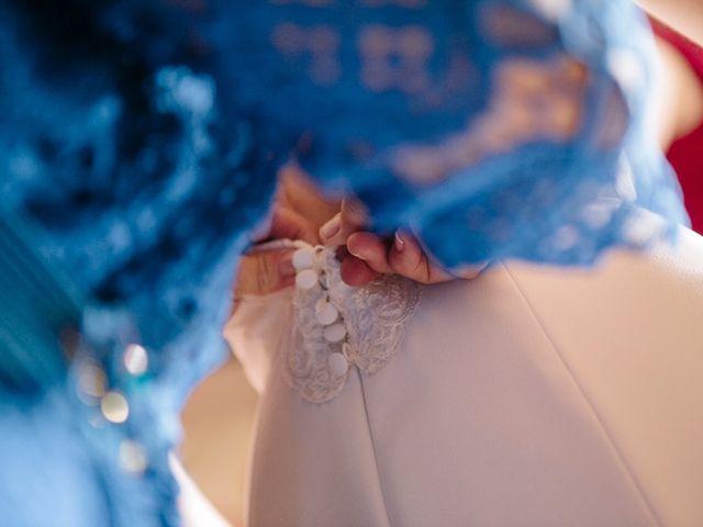 La boda de Yannig y Marta en Nuevalos, Zaragoza 25