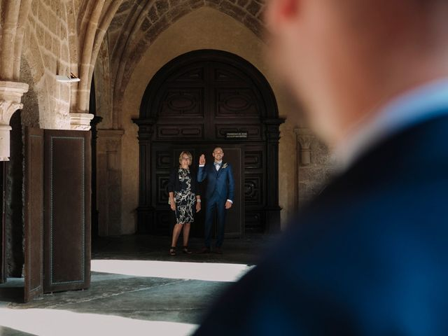 La boda de Yannig y Marta en Nuevalos, Zaragoza 29