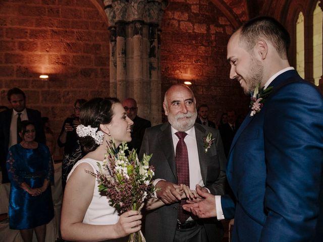 La boda de Yannig y Marta en Nuevalos, Zaragoza 32
