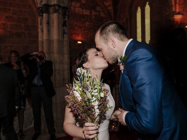 La boda de Yannig y Marta en Nuevalos, Zaragoza 33