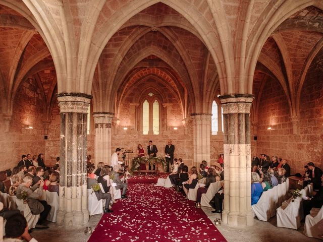 La boda de Yannig y Marta en Nuevalos, Zaragoza 34