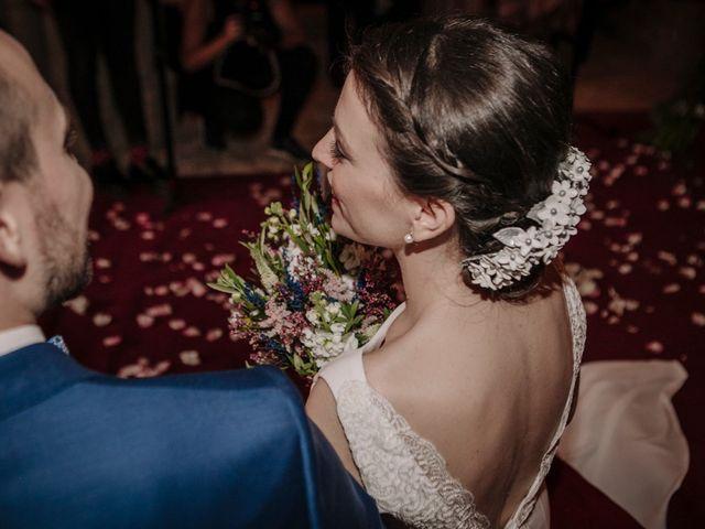 La boda de Yannig y Marta en Nuevalos, Zaragoza 35