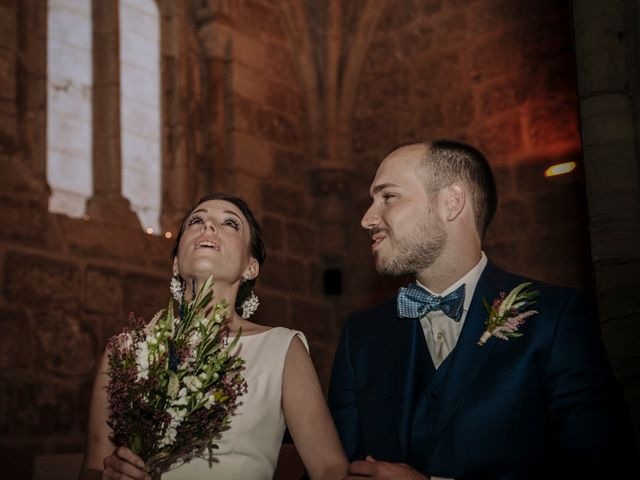 La boda de Yannig y Marta en Nuevalos, Zaragoza 36