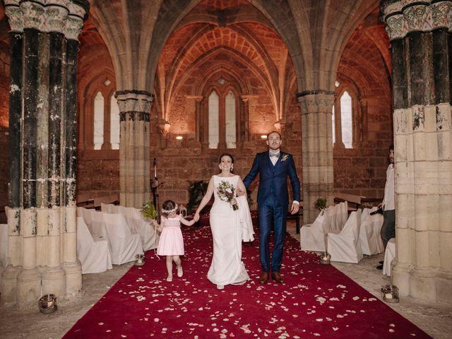 La boda de Yannig y Marta en Nuevalos, Zaragoza 38