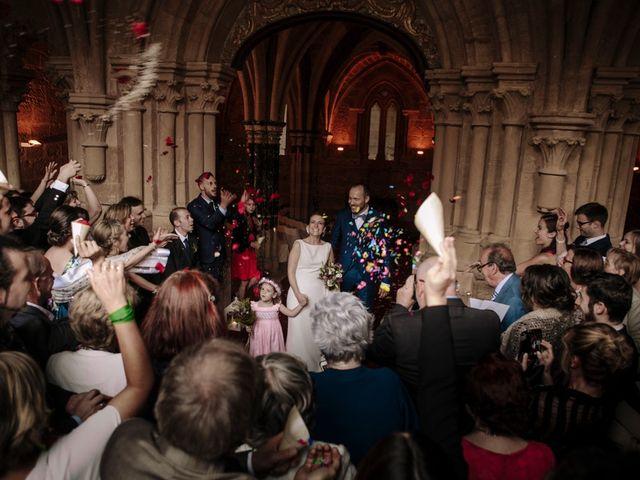 La boda de Yannig y Marta en Nuevalos, Zaragoza 39