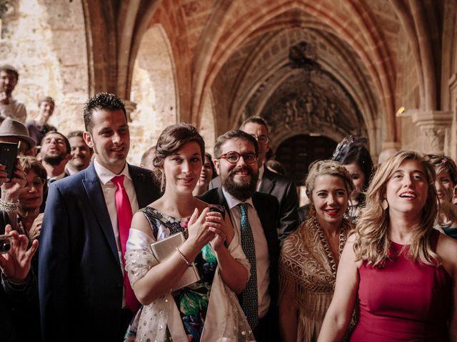 La boda de Yannig y Marta en Nuevalos, Zaragoza 42