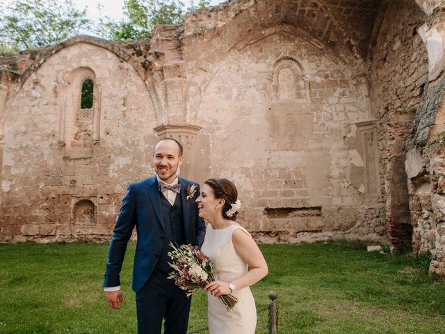 La boda de Yannig y Marta en Nuevalos, Zaragoza 48