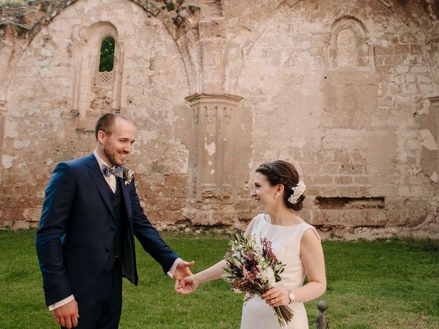 La boda de Yannig y Marta en Nuevalos, Zaragoza 49