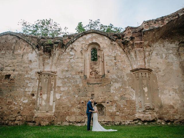 La boda de Yannig y Marta en Nuevalos, Zaragoza 50