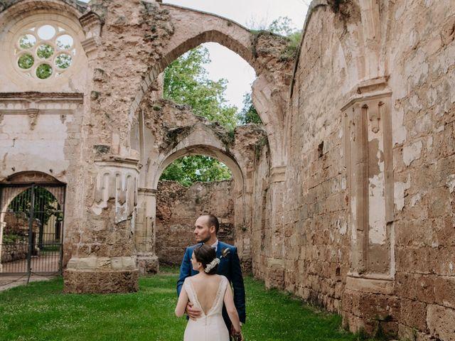 La boda de Yannig y Marta en Nuevalos, Zaragoza 51