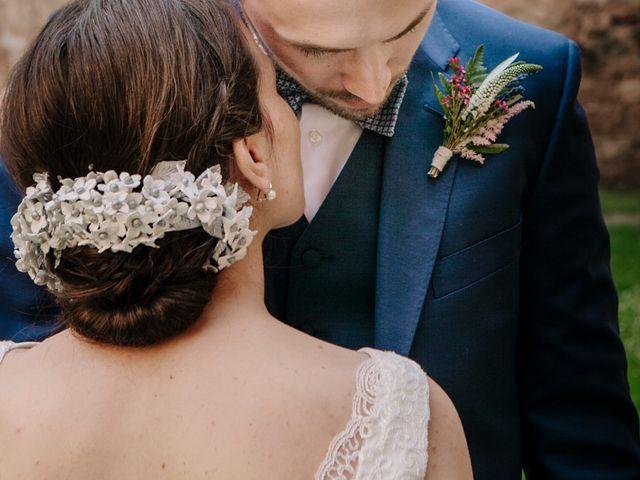 La boda de Yannig y Marta en Nuevalos, Zaragoza 53